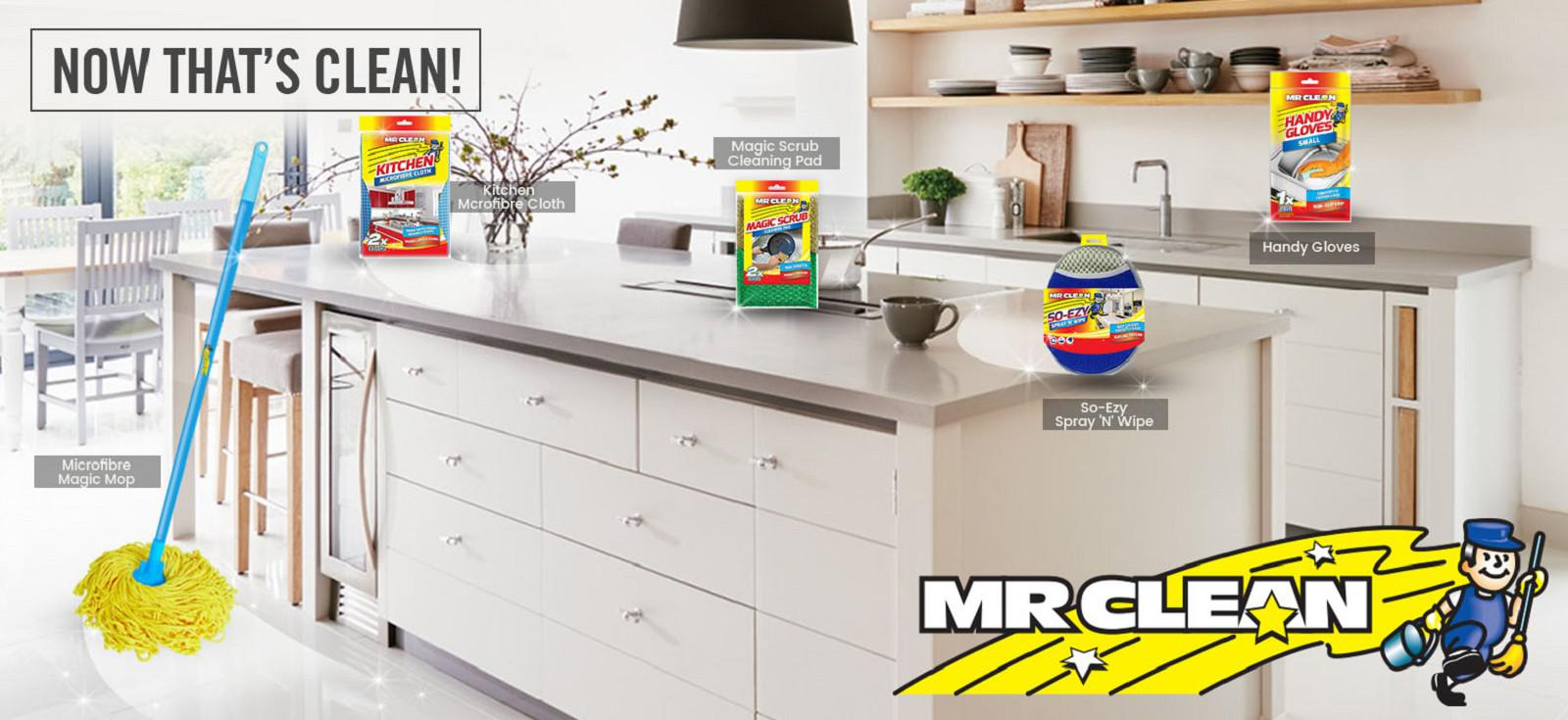 MR CLEAN | Now that\'s Clean!